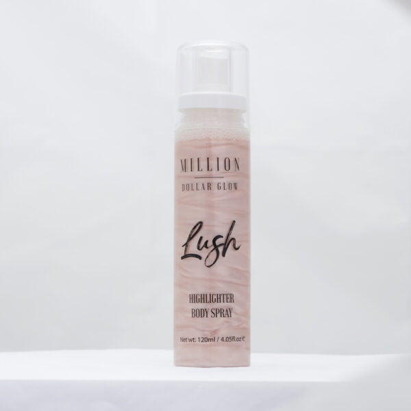 MDF Highlighter Body Spray Lush
